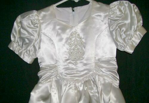 Mini Bride Dress, Child Wedding Dress, Handmade, A