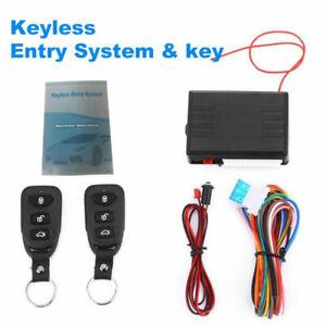 Auto-2Telecomando-centrale-Chiusura-porta-Veicolo-Sistema-apertura-senza-chiave