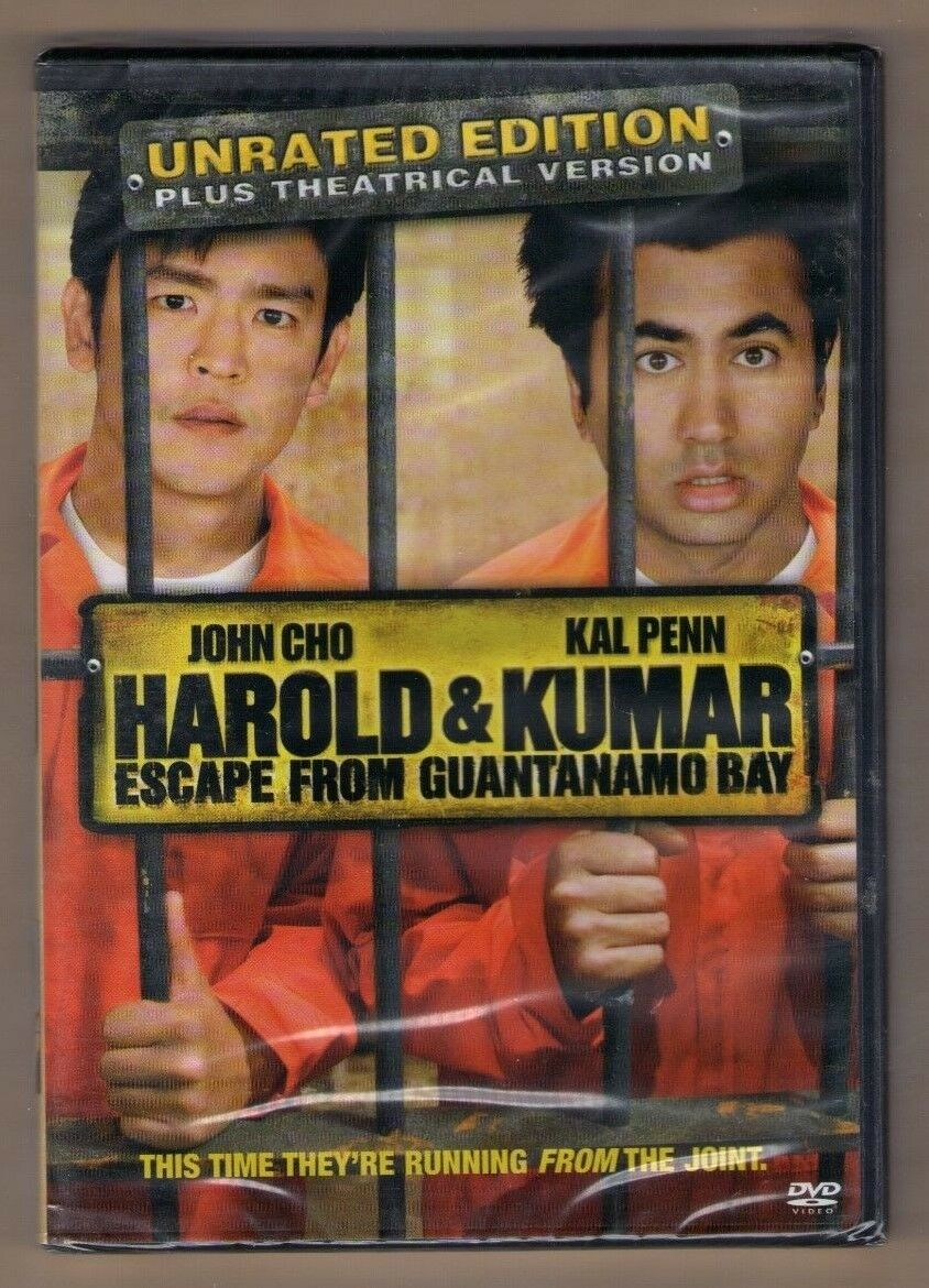 Harold And Kumar Escape From Guantanamo Bay Full Movie Free harold & kumar escape from guantanamo bay 25 off when you buy 2 movies