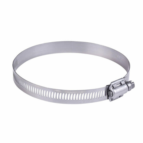 AIRAID Stainless Steel Worm Gear Fits 3.25-4.25 inch diameter Hose Clamp #9405