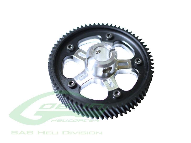 CNC Delrin Ingranaggio Principale Goblin 630/700/urukay H0405-S