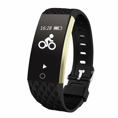 S2 Smart Watch GPS Wrist Bracelet Heart Rate Monitor Sports Fitness Tracker