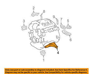 image is loading mercedes-oem-04-06-e500-bracket-1132232004