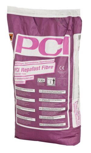 PCI repafast ® Fibre 25 kg Protect Plus réparation mortier des transports Faces