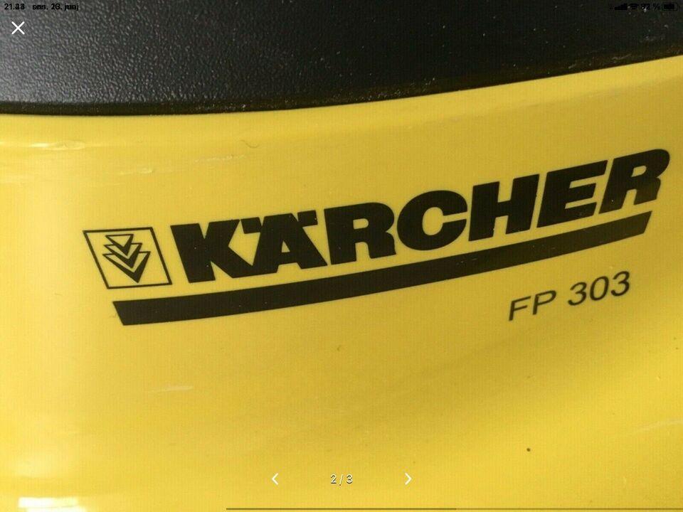 Polermaskine, Kärcher FP303