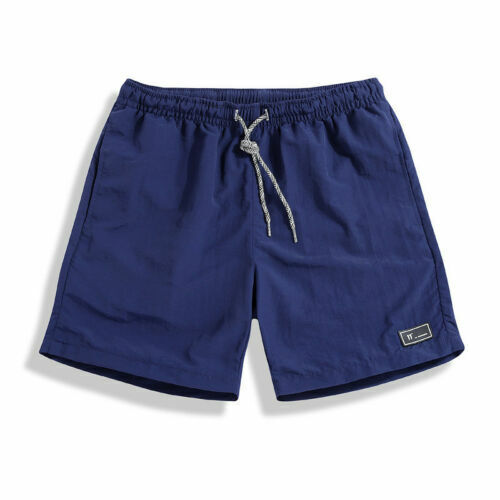 Short Pants Men Summer Beach Casual Shorts Athletic Gym Sports Training Swimwear