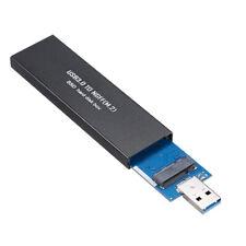 Alxum Aluminum USB-C M.2 NGFF Hard Drive Enclosure B Key SATA SSD to USB 3.0