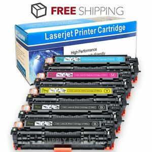 5P-For-HP-LaserJet-Pro-M476dn-M476dw-M476nw-MFP-Color-Toner-CF380A-312A-ink
