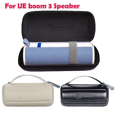 EVA PU Travel Carry Storage Protective Bag Case Cover for UE boom 3 Speaker