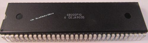 MC68000P10  MOTOROLA 16//32-Bit Mikroprozessor DIP64 68000P10 DIP64 MPU