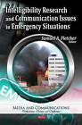 Intelligibility Research and Communication Issues in Emergency Situations by Nova Science Publishers Inc (Hardback, 2011)