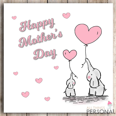 Grandmother Gran Nan Happy Mother/'s Day Card Greeting Cards