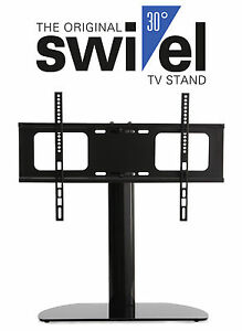 Universal-Replacement-Swivel-TV-Stand-Base-for-37-034-70-034-LG-amp-JVC-LCD-LED