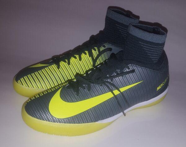 e6744b9d34b  140 Nike Kids Mercurial X Proximo II IC Soccer Shoes - CR7 Size 5y