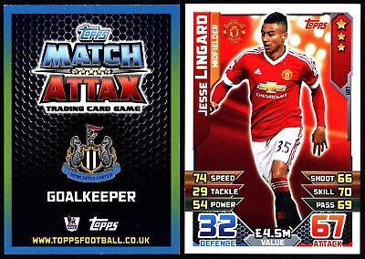 Match Attax 2015//16 Extra-eunan O /'Kane AFC Bournemouth Squad mises à jour-U2