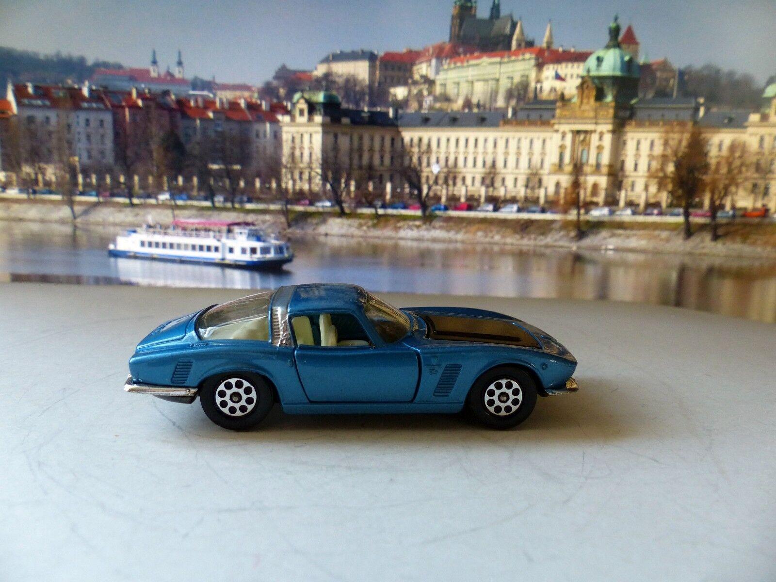 Corgi Toys 301 Iso Grifo 7 Litre with original box