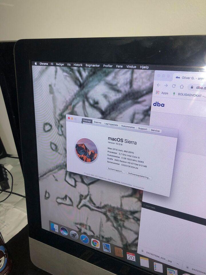 iMac, 2011, 2,7 GHz