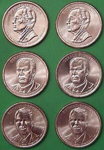 2016-US-3P-and-3D-Marks-Presidential-Dollars-Graded-as-Brilliant-Uncirculated