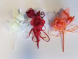 Decorazioni Bomboniere Matrimonio.3xfiori Fiorellini Rose Decorazioni Bomboniere Matrimonio