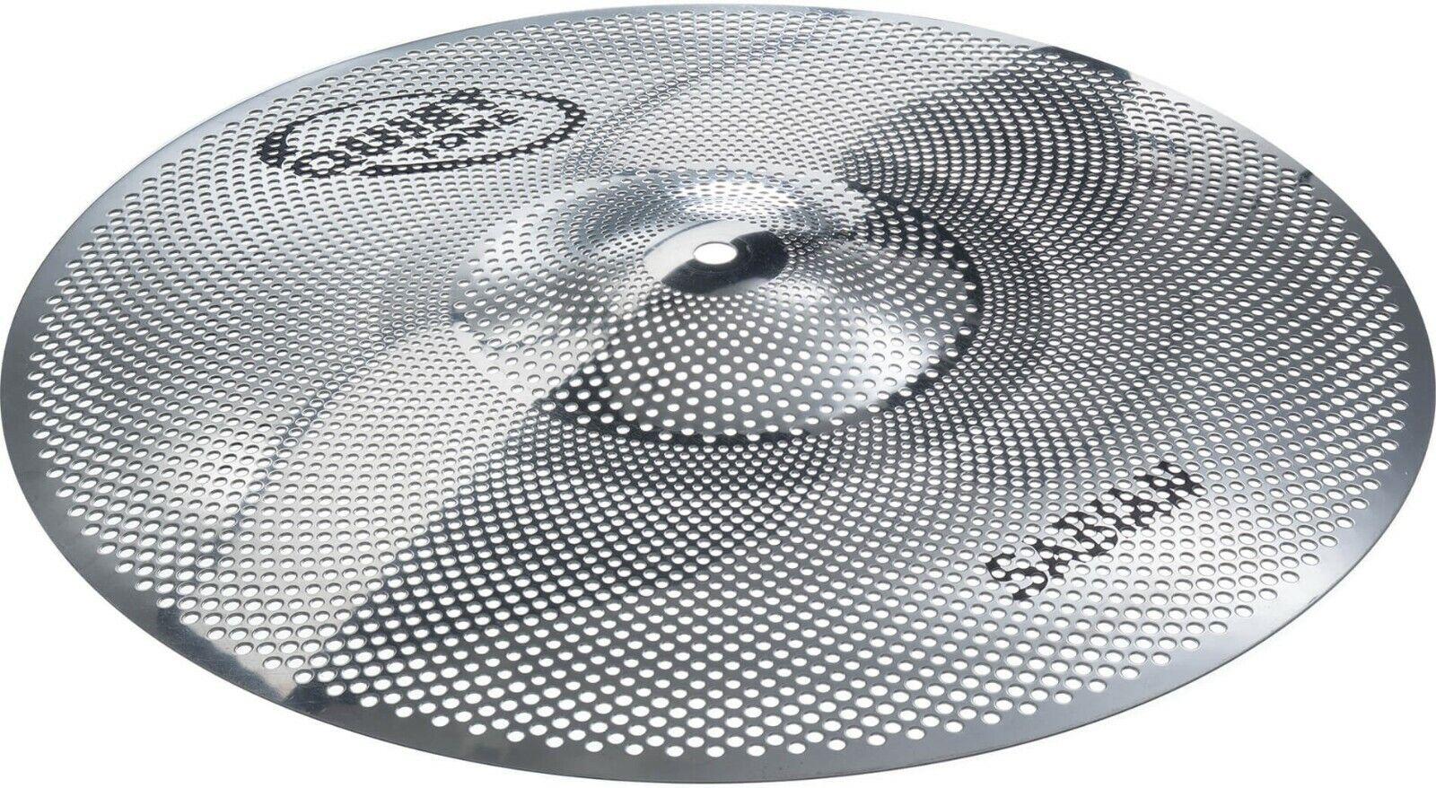 Sabian Quiet Tone 18  Crash Cymbal New with Warranty