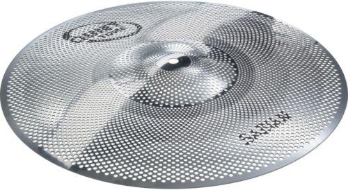 """Sabian Quiet Tone 14/"""" Crash Cymbal//New with Warranty"""