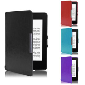 Tasche-fuer-6-Zoll-Amazon-Kindle-Paperwhite-5-Schutzhuelle-Cover-Etui-4-Farben-DE