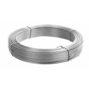 Cavatorta-rotolo-1-kg-filo-di-ferro-acciaio-zincato-spessore-3-5-mm-misura-n18