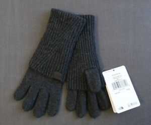 6de595c2f Details about The North Face Cryos Cashmere Fold-Over Gloves Medium Large  M/L NWT