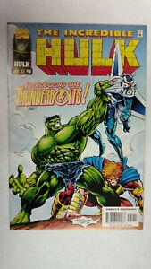 INCREDIBLE-HULK-Vol-1-449-1st-Printing-Thunderbolts-1997-Marvel-Comics