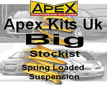 Apex Lowering Springs Kit for Vauxhall/Opel Corsa D (S-D) 1.0, 1.2 & 1.4 2006-On