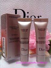 Dior Capture Totale Le Sérum Serum◆3ml x2 =6ml◆2015(New Version)FREE POST!#2163