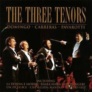 The-Three-Tenors-Domingo-Carreras-Pavarotti-CD-Album-NEW