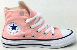 Converse-Unisex-Kids-CT-All-Star-Ox-Hi-Skate-Shoes-Storm-Pink-White-Size-1-M-US