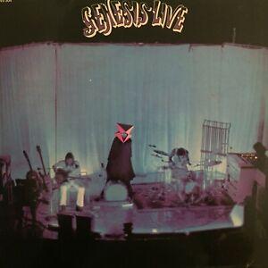 GENESIS-Live-1972-Vinyl-LP