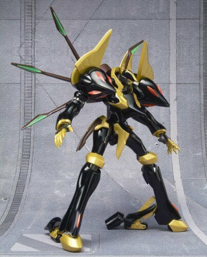 Used Bandai CODE GEASS R2 The Robot Spirits SIDE KMF Gawain ABS PVC From Japan