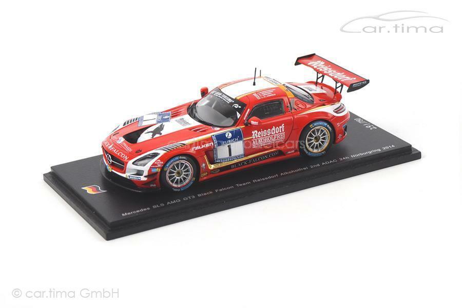 Mercedes-Benz SLS AMG GT3 - 24h Nürburgring 2014 - Bleekemolen   Simonsen   Siez