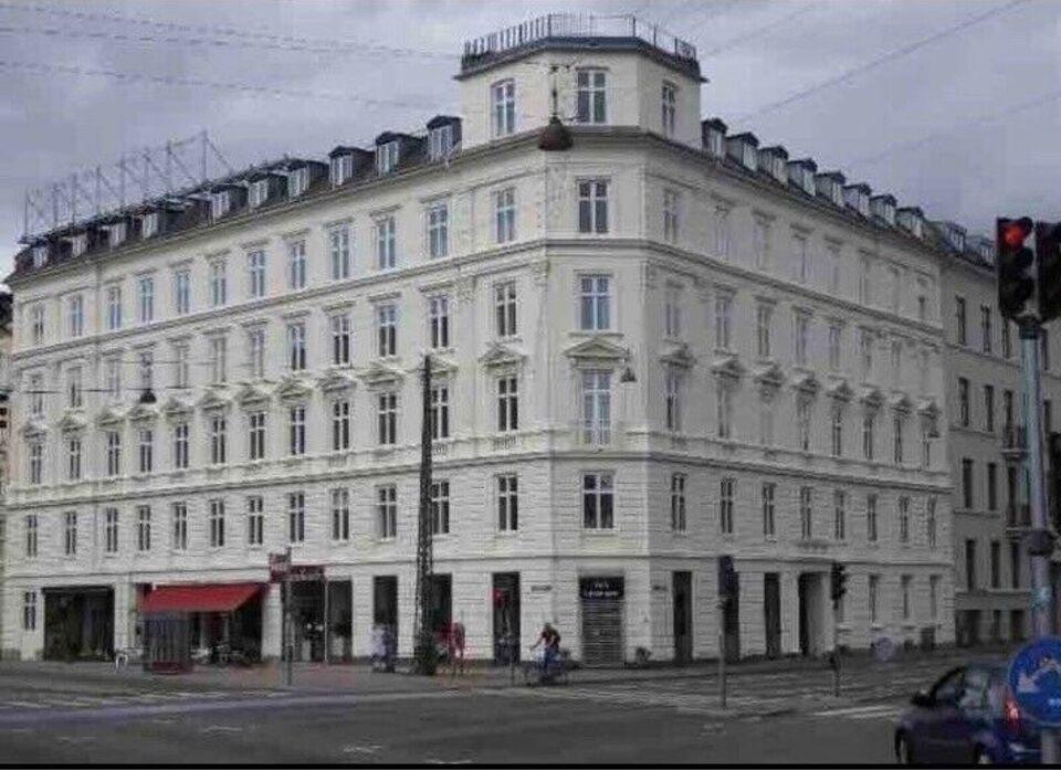 København K, Andelslejlighed byttes, 1369