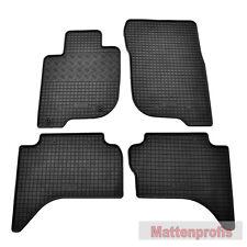 MP Gummimatten Gummifußmatten passend für Mitsubishi L200 ab 11/2014 - Heute