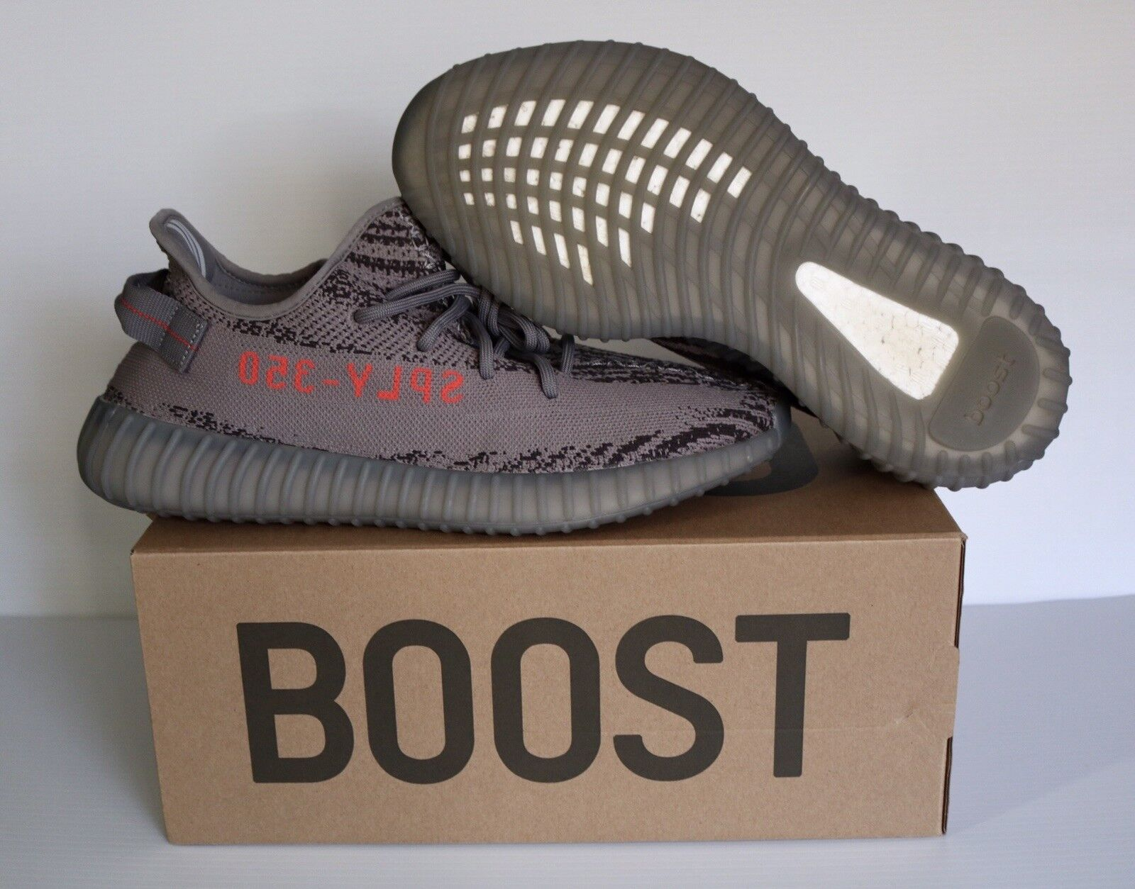 ADIDAS YEEZY BOOST 350 BELUGA 2.0 SIZE 11 MENS WITH RECIEPT 100% AUTHENTIC