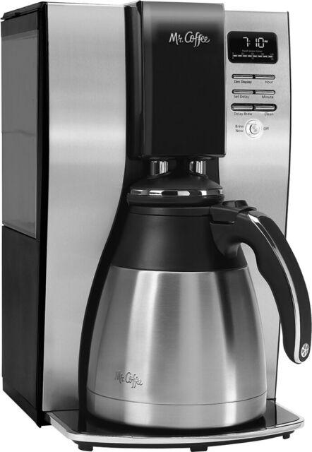 Cuisinart DCC-450BK 4-Cup Coffeemaker with Stainless-Steel Carafe Black