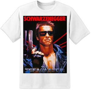 Cyberdyne Terminator Aliens Predator Film Movie Action Horror Comedy T Shirt