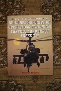 Osprey Combat Aircraft AH-64 Apache Units of Operation Enduring Freedom #64
