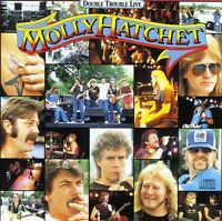 Molly Hatchet - Double Trouble [new Cd] on Sale