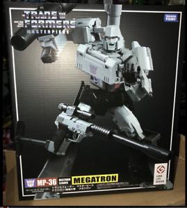 Transformers Masterpiece MP-36 MP36 Megatron Action Figures KO Toy Master Piece