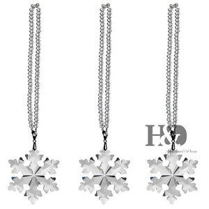 Clear-Crystal-Glass-Star-Little-Snowflake-Christmas-Ornament-Suncatcher-Gift-New