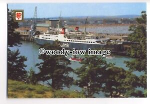 FE0390-Sealink-Ferry-Earl-William-built-1964-ex-Viking-II-postcard