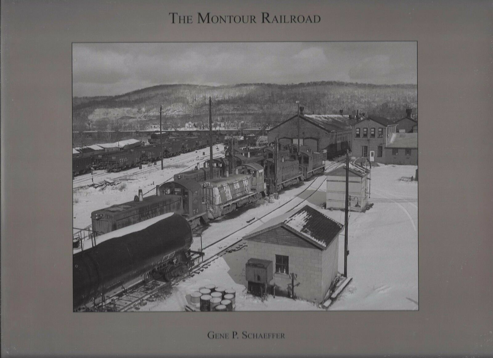 The Montour Ferrovia: Montour Jct Mifflin Jct Horning Road Crossing Nuovo Libro
