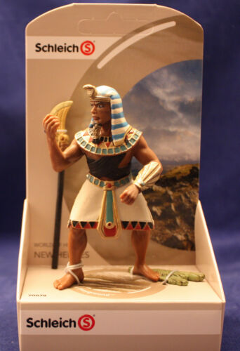 * embalaje original * Personaje ** Schleich ** nuevos héroes ** 70078 ** el respetado egipcios