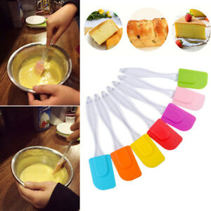 Silicone-Kitchen-Cake-Cream-Spatula-Mix-Scraper-Brush-Butter-Cake-Tools-Handy