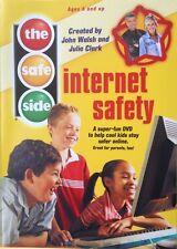 The Safe Side - Internet Safety (DVD, 2006) + BONUS (see below)